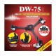 Universal DIAT-DW75 Heavy Tripod Pulley Moving dolly - 2 years warranty