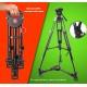 Diat Tripod Kit With KS20 Fluid Drag Head +U - Shaped Up to 8kg -  2 Years Warranty
